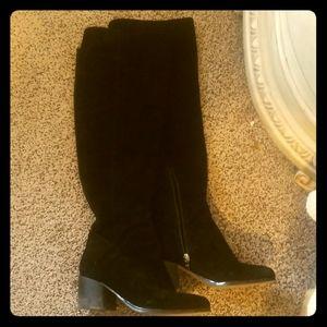 OTK suede boots